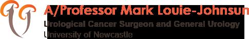 Dr Mark Louie-Johnsun - Urological & Cancer Surgeon